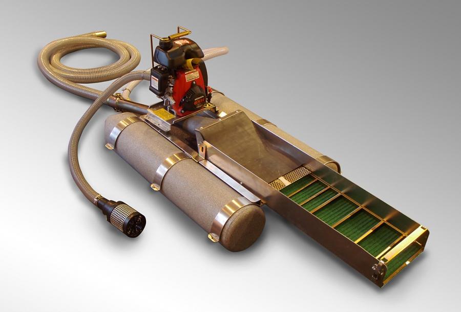 Gullgraver utstyr