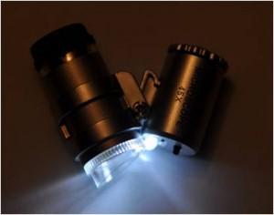 Mikroskop med lys