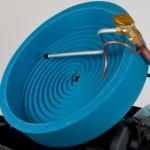 vannspyling